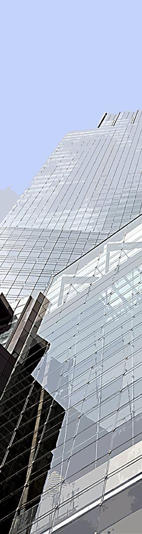 Building en verre – Manhattan
