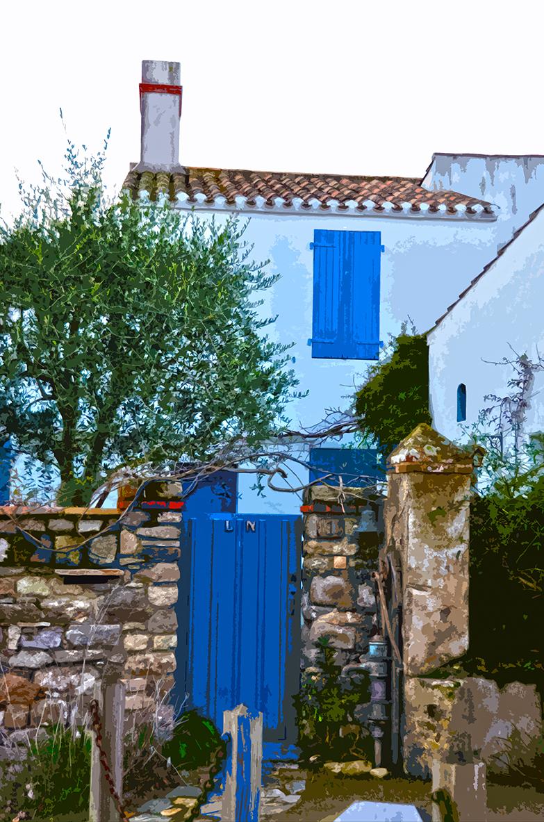 Maison dans le Banzeau