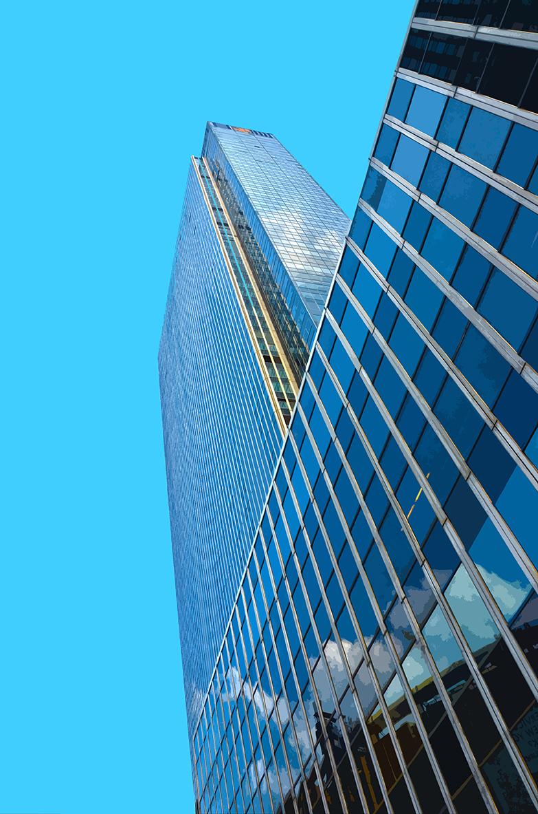 Verticale – 3 - Manhattan