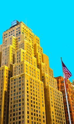 Escalier - Manhattan