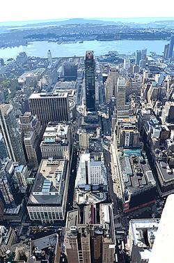 Building vue d'en haut – 4