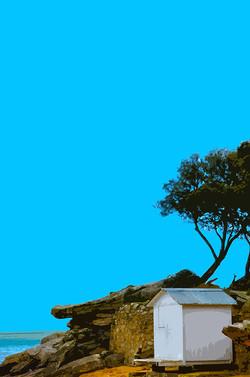 L'arbre et la cabine