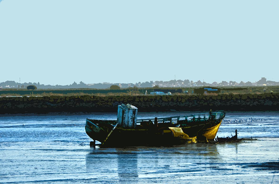Cimetière de bateaux - 15