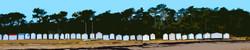 Cabine de plage - Les Sableaux