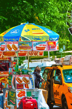 Hot dog – 2 - Manhattan