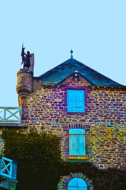 La Jeanne d'Arc – La Clère