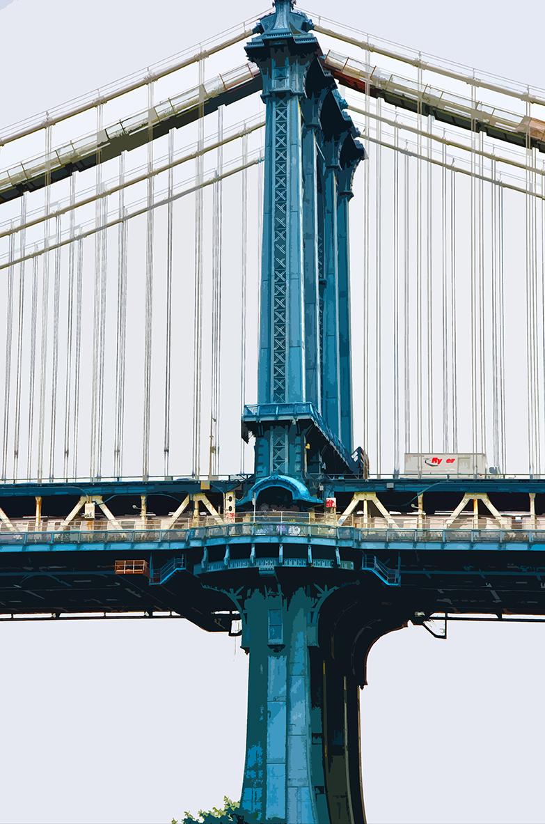 Pont de Manhattan – 2