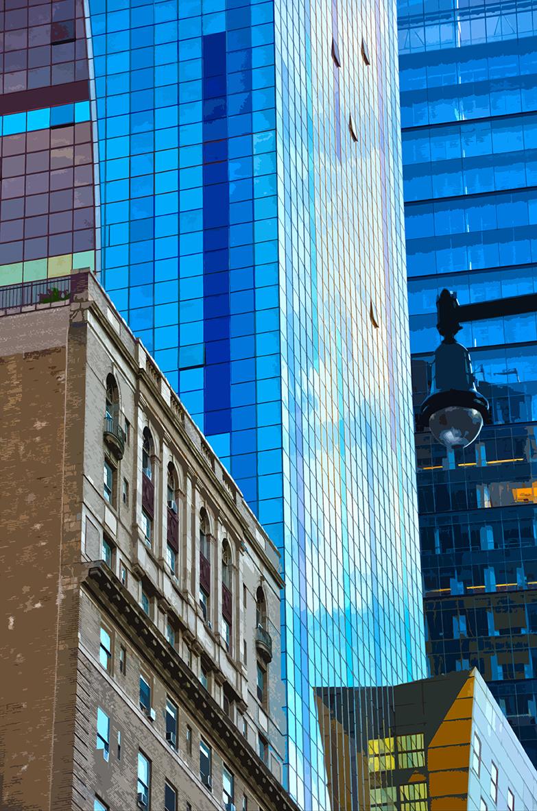 Candélabre - Manhattan