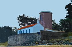 Maison sur la plage - La Clère