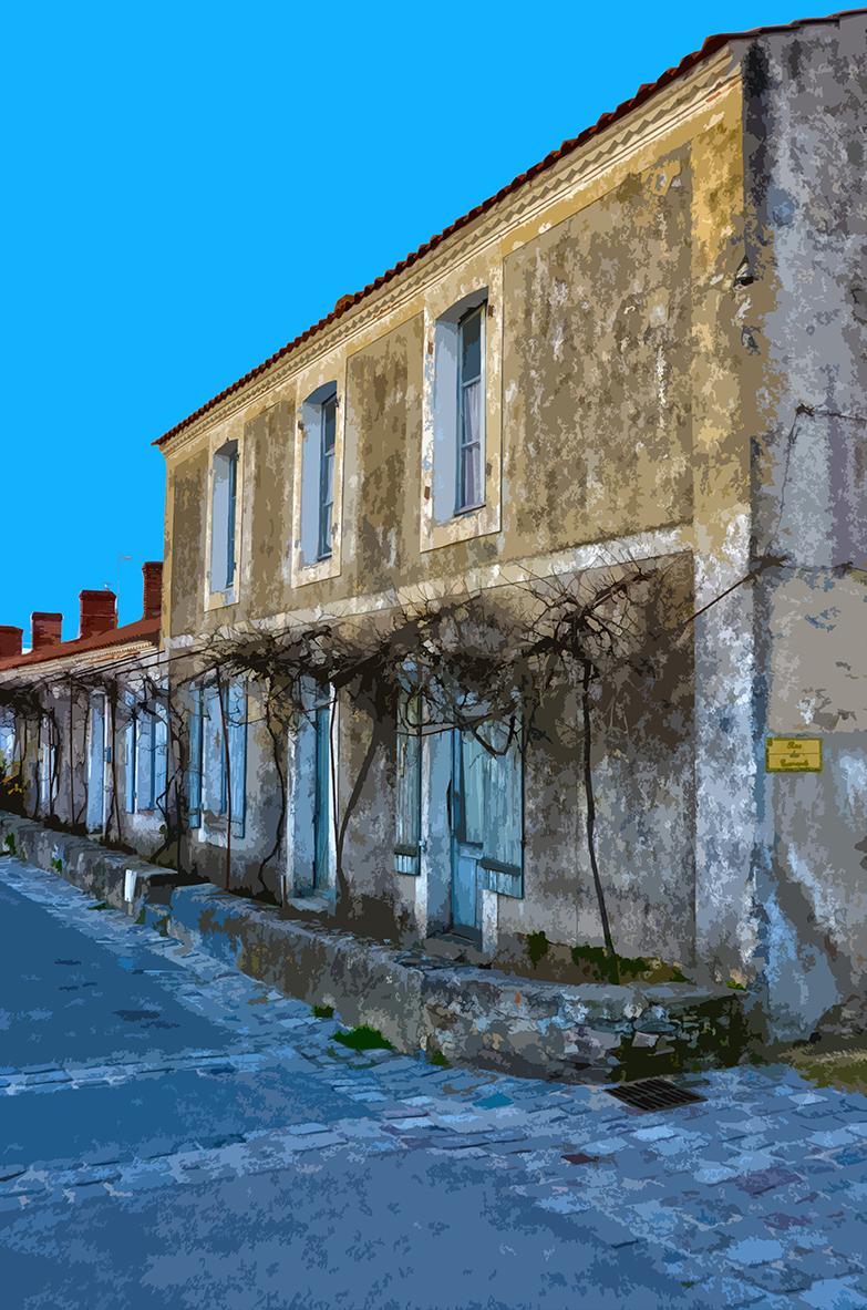 Maison ancienne – Le Vieil