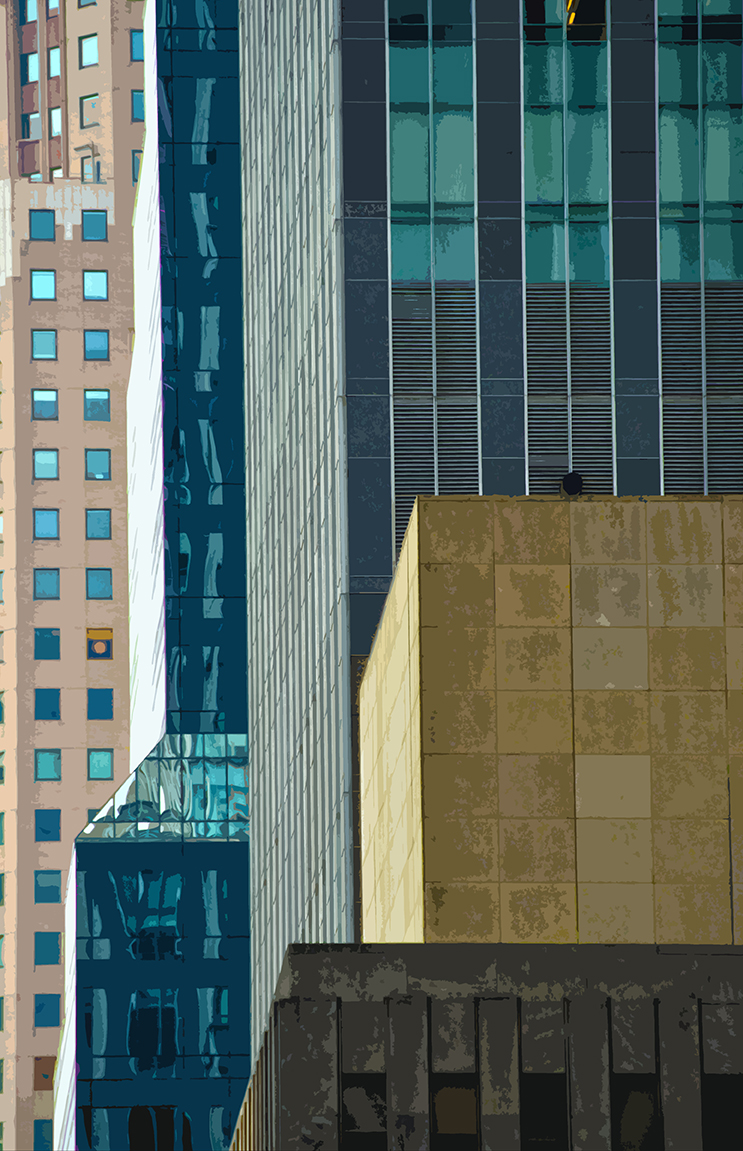 Groupe - Manhattan