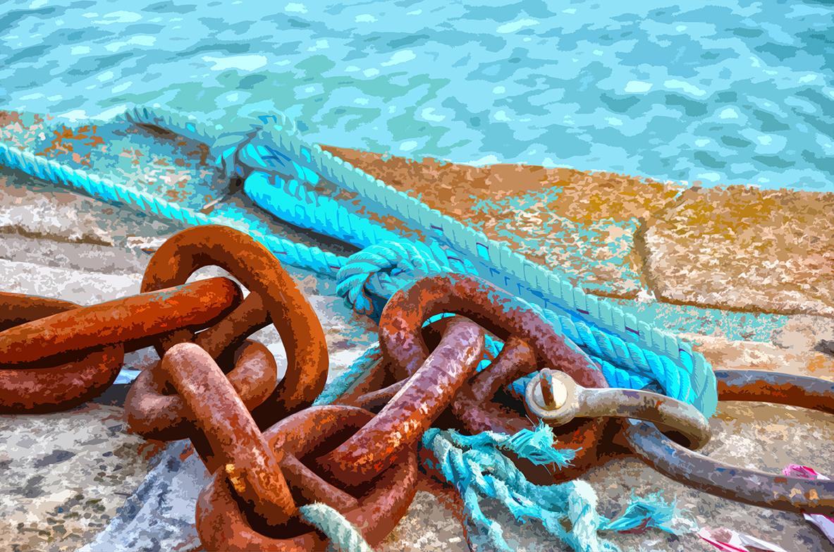 Chaine et cordage – L'Herbaudière