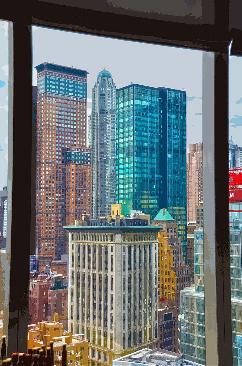 À travers - Manhattan