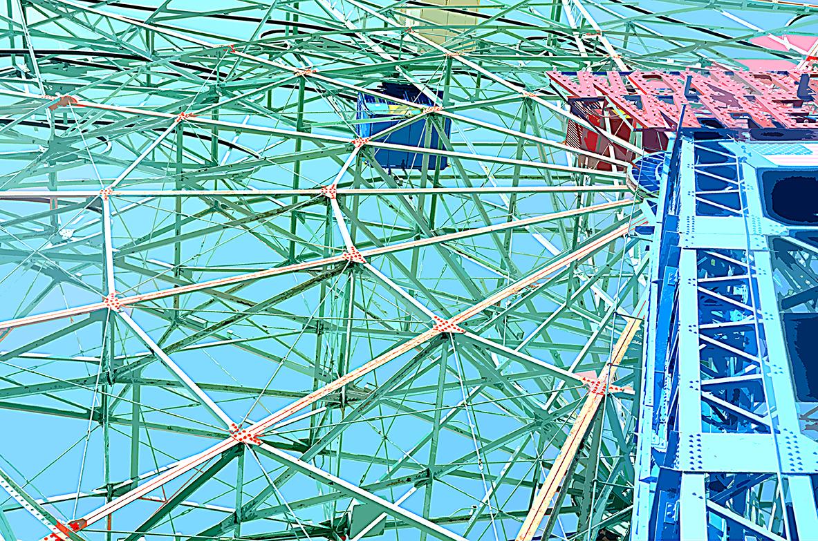 Grande roue – 2 - Coney Island