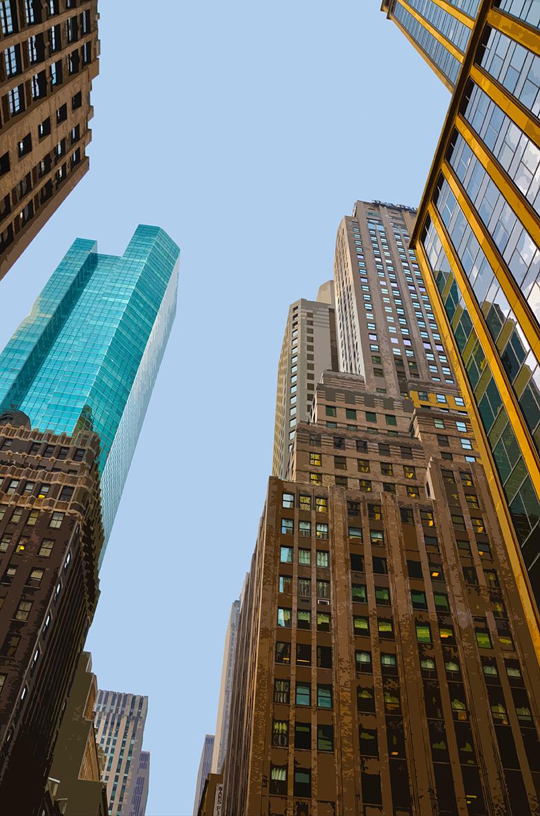 Entourer - Manhattan
