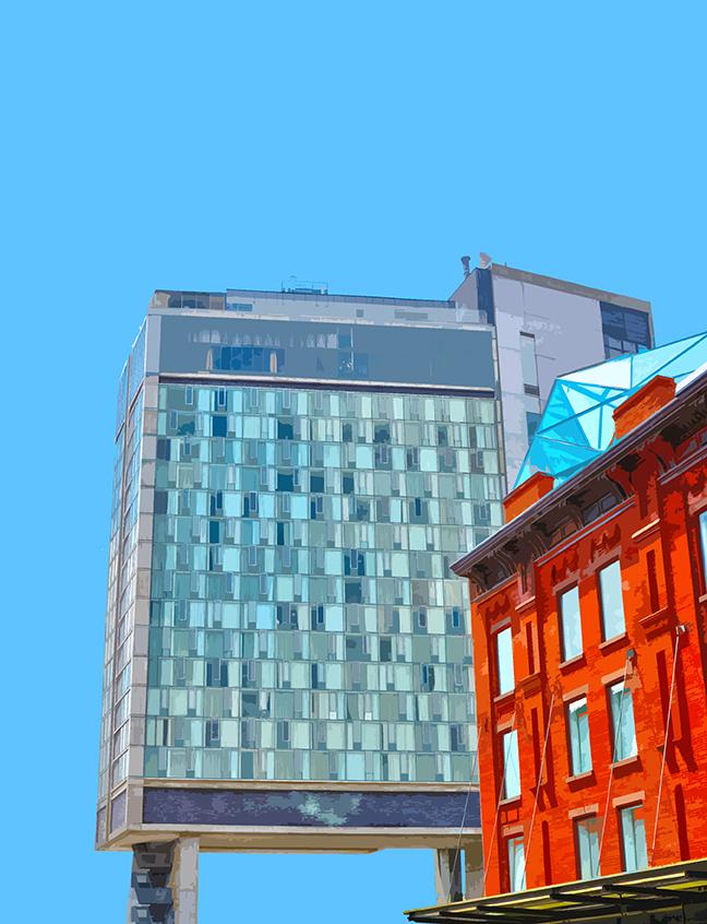 Hôtel - 2 - Manhattan