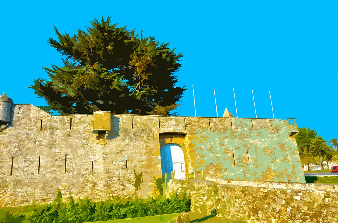 L'arbre du chateau