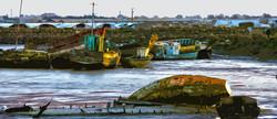 Cimetière de bateaux - 1