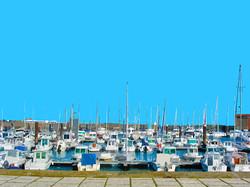 Port de plaisance de l'Herbaudière