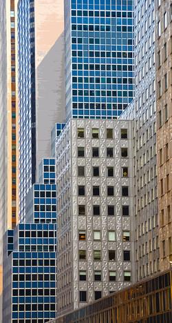Buildings compilés – Manhattan
