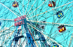 Grande roue – Coney Island