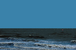 La bouée rouge – Pointe du Devin