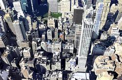 Building vue d'en haut – Manhattan