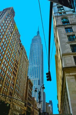 Empire State – 2 - Manhattan