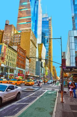 Street - 1 - Manhattan