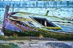 Cimetière de bateaux - 14