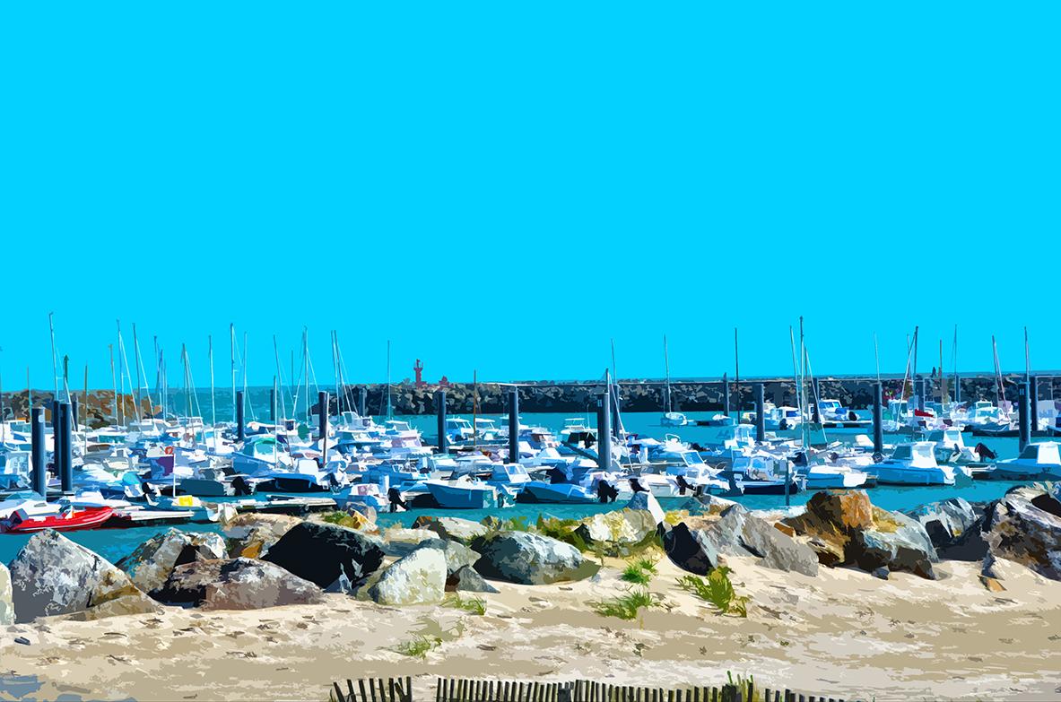 Port du Morin – L'Épine