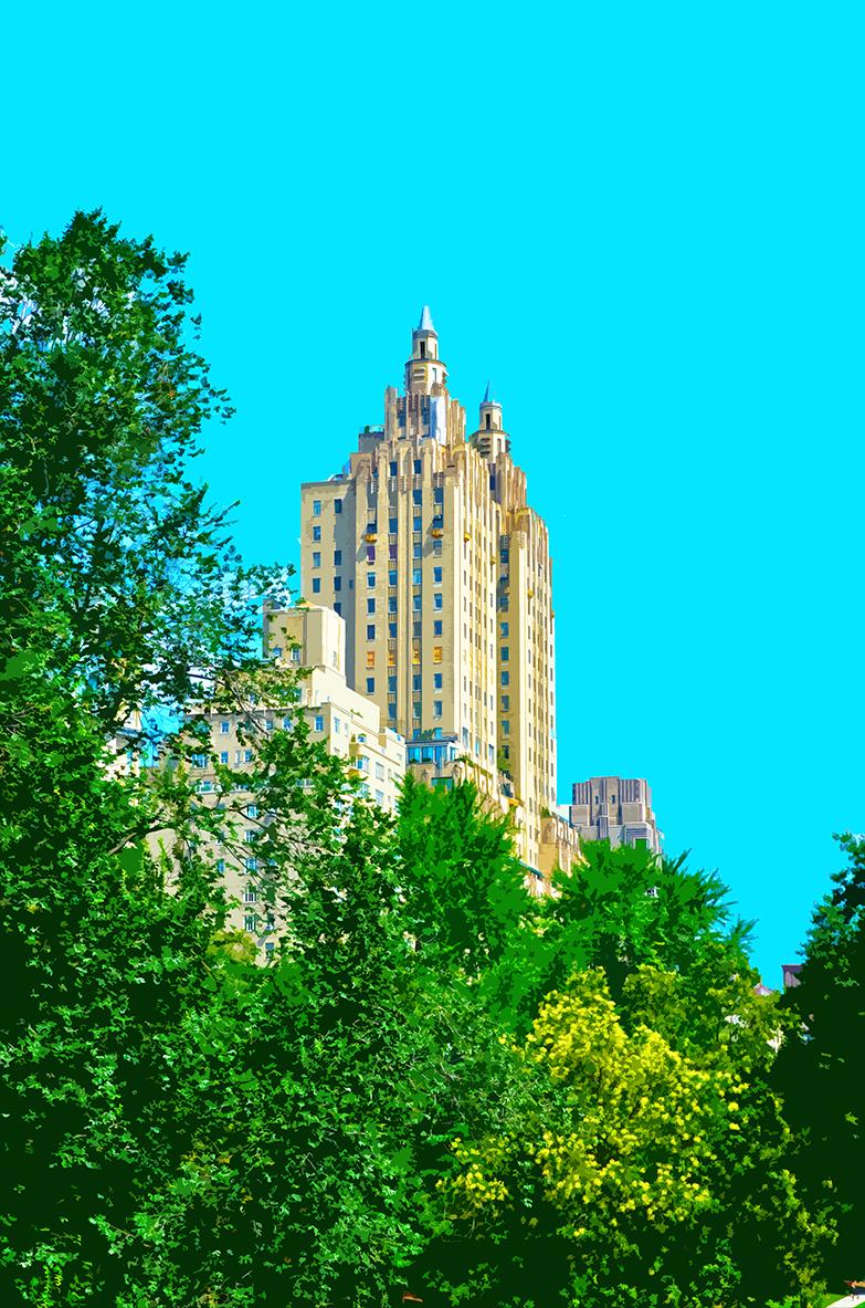 Central park building – 2