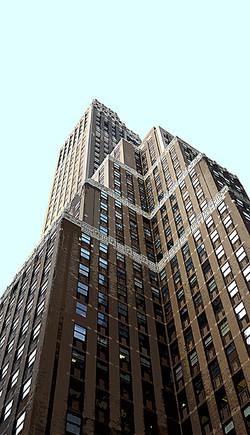 Verticale - Manhattan
