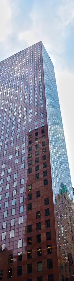 En face - Manhattan
