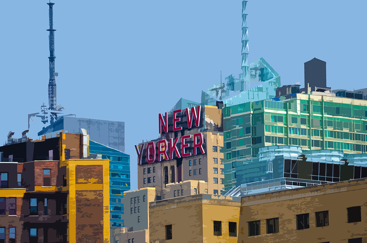 New Yorker – 2 - Manhattan