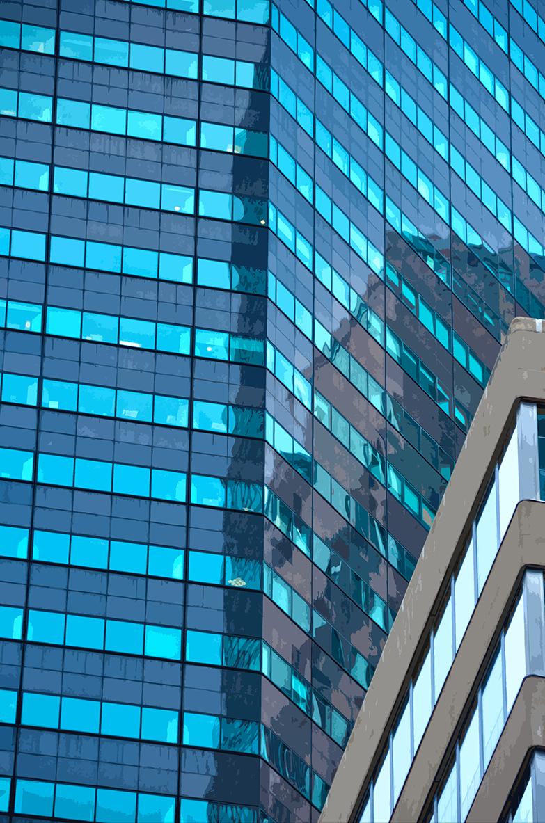 Reflets - Manhattan