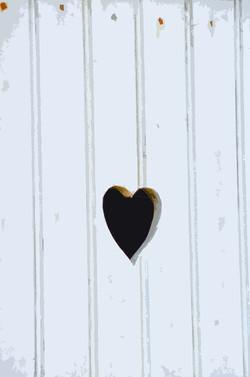 Cœur – Plage des Dames