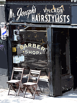 Barber - Manhattan