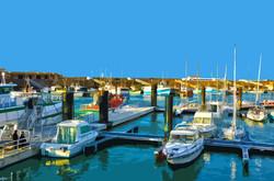 Port de plaisance de l'Herbaudière -