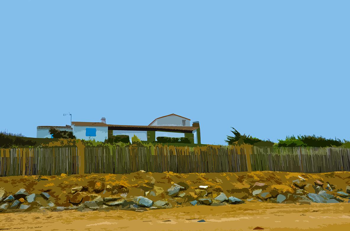 Maison sur la plage – 3
