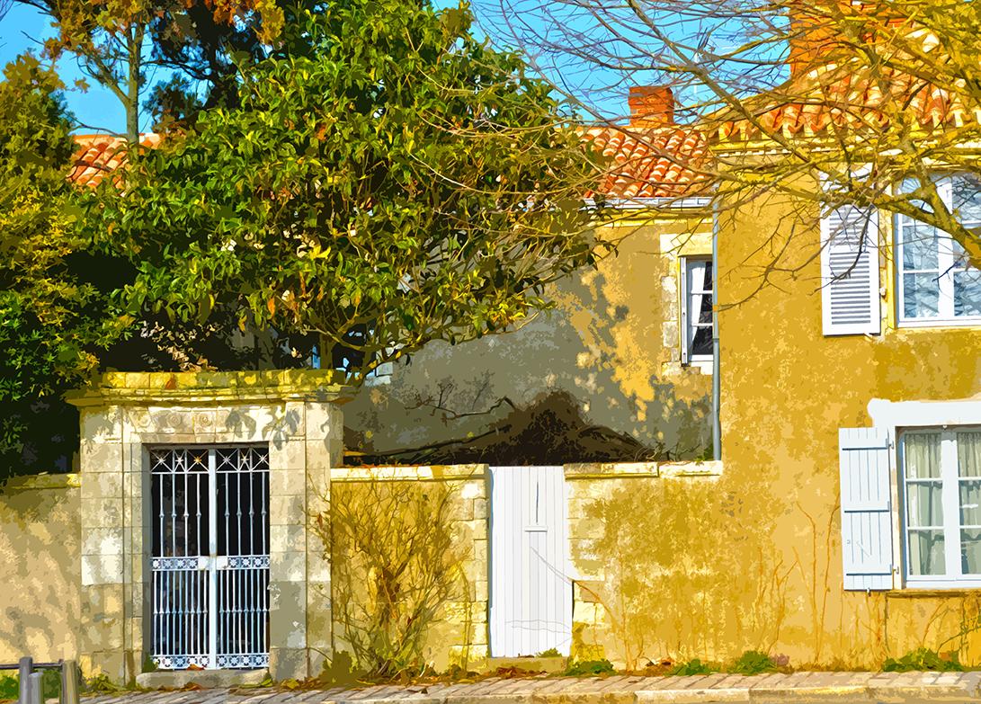 Maison - Place du chateau