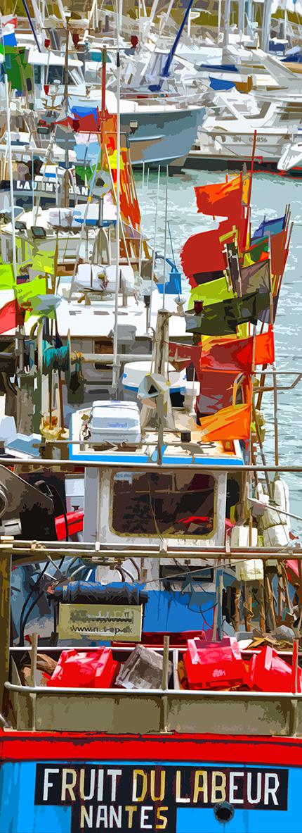 Bateaux au port - 6