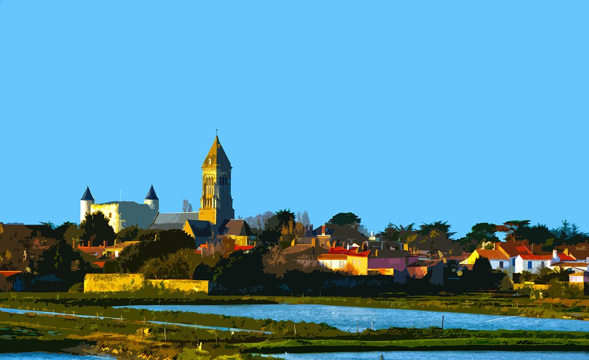 Église et Chateau