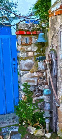 Pompe dans le Banzeau