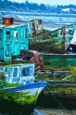 Cimetière de bateaux - 10