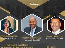 #SAYHISNAMETOO Black History Month Series 2021