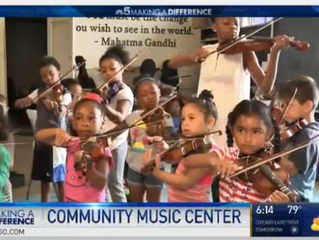 Music Center on Chicago's West Side Inspires Kids to Play Classical Music