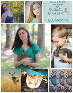 Farm2Photo Sample Images.  Call Today for an appointment!