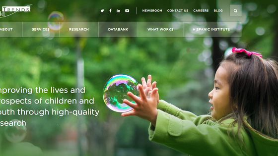RESOURCE: Child Trends What Works Database of Evidence-Backed Programs