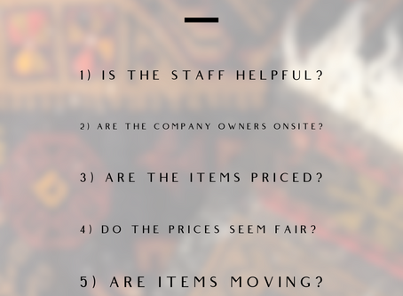 Top 5 Tips for Choosing a Tag Sale Company